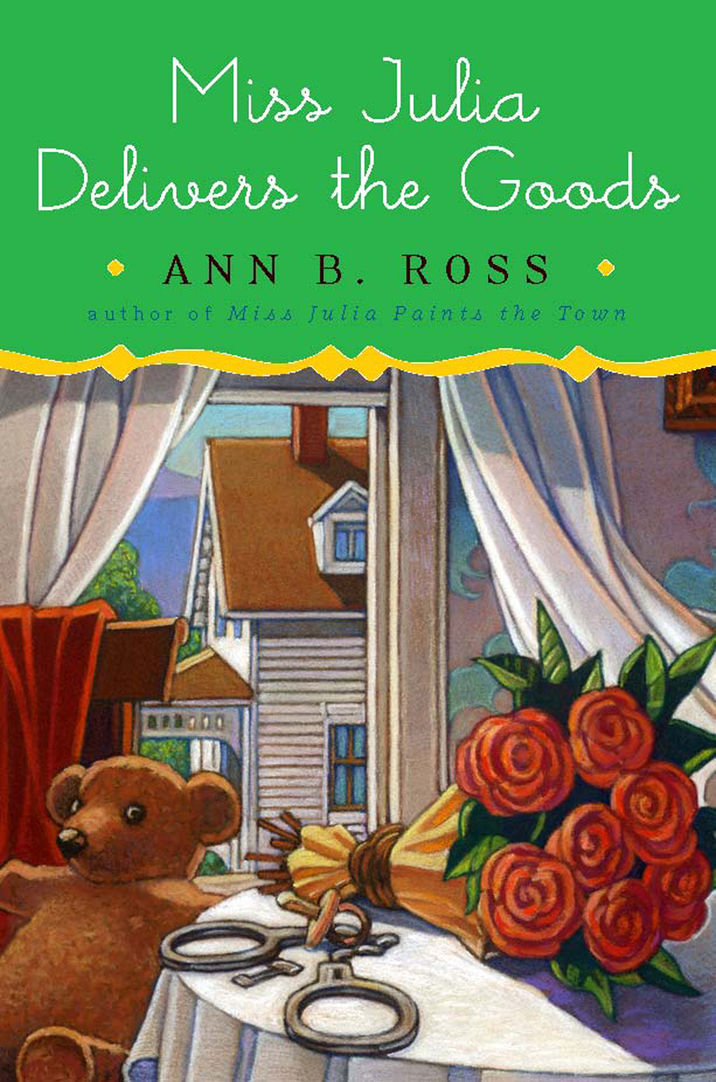 Miss Julia Delivers the Goods By: Ann B. Ross