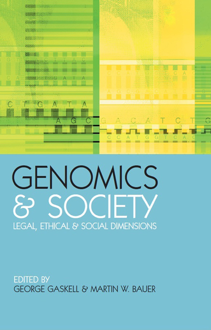 "Genomics and Society ""Legal,  Ethical and Social Dimensions"""