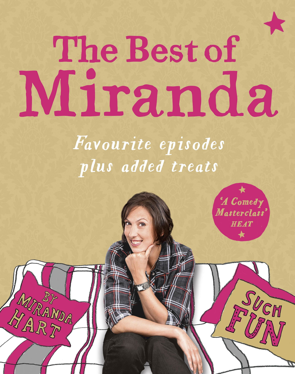 The Best of Miranda Favourite episodes plus added treats ? such fun!