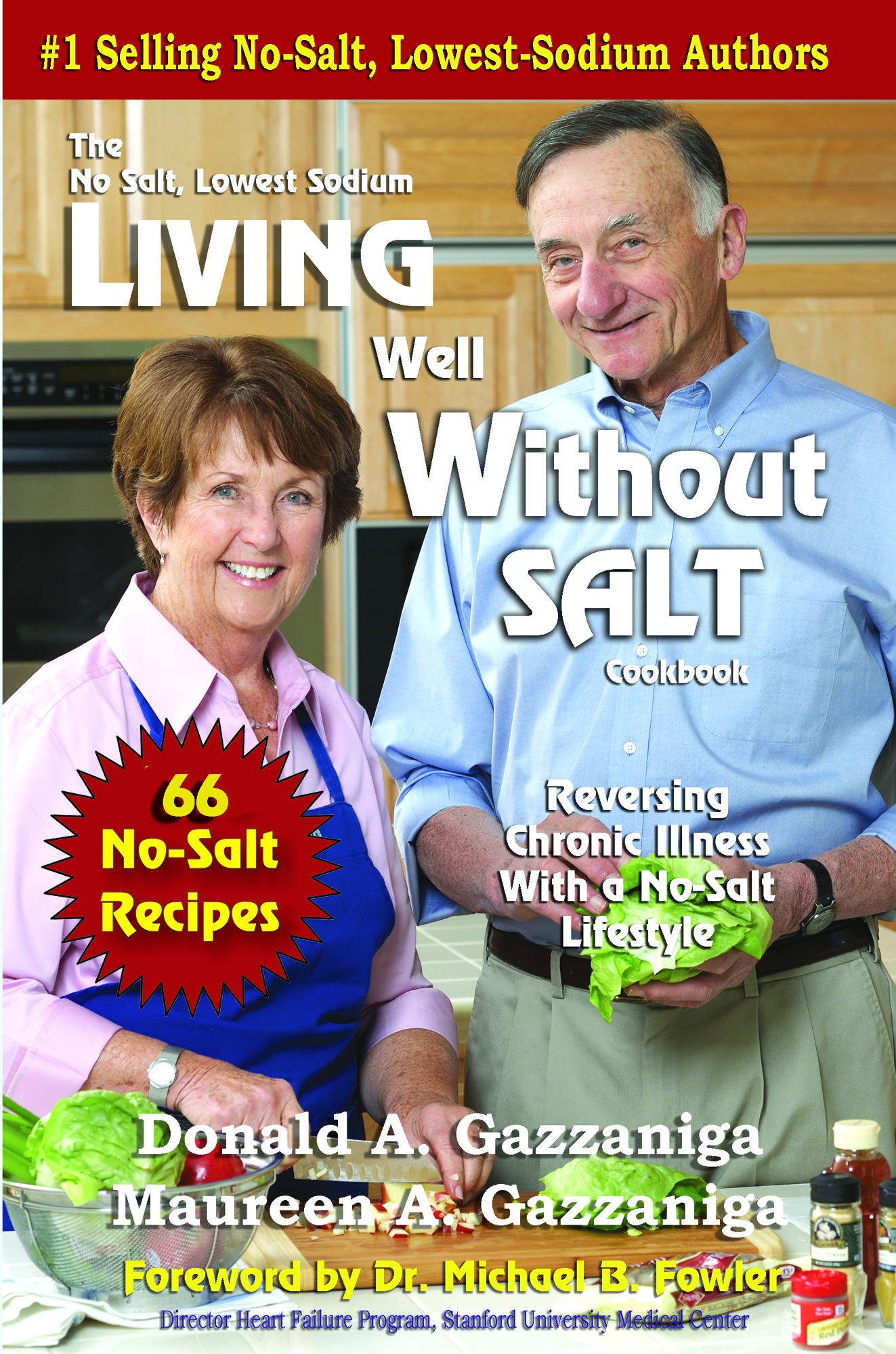 Living Well Without Salt 66 Recipe Addendum
