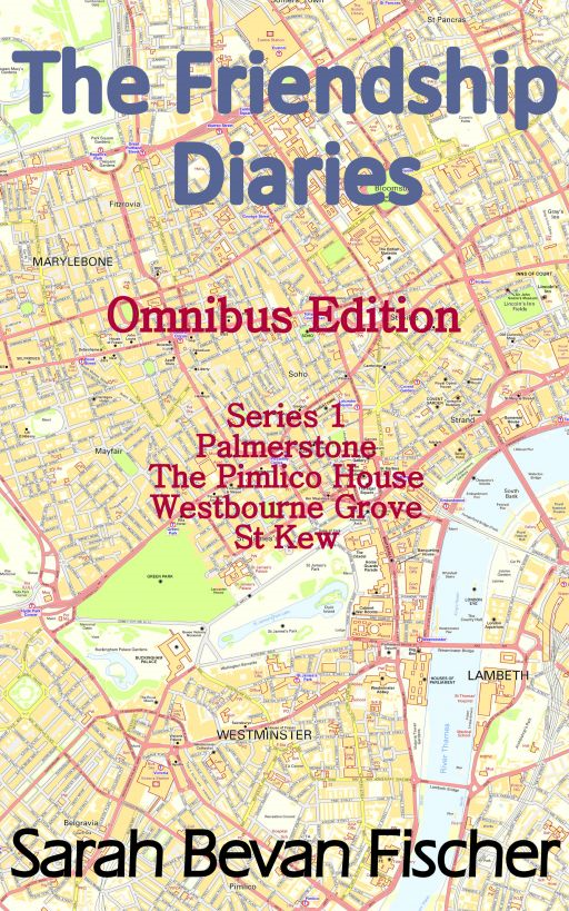 The Friendship Diaries: Omnibus Edition
