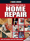 Black & Decker The Complete Photo Guide To Home Repair