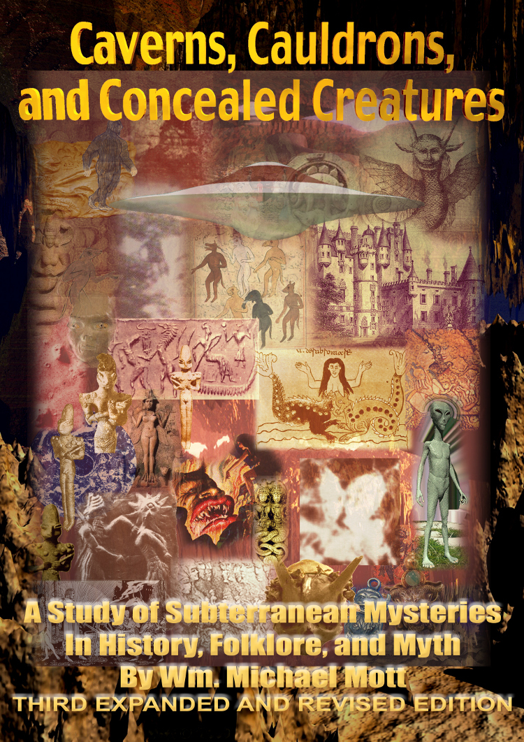 Caverns, Cauldrons, and Concealed Creatures 3rd Edition