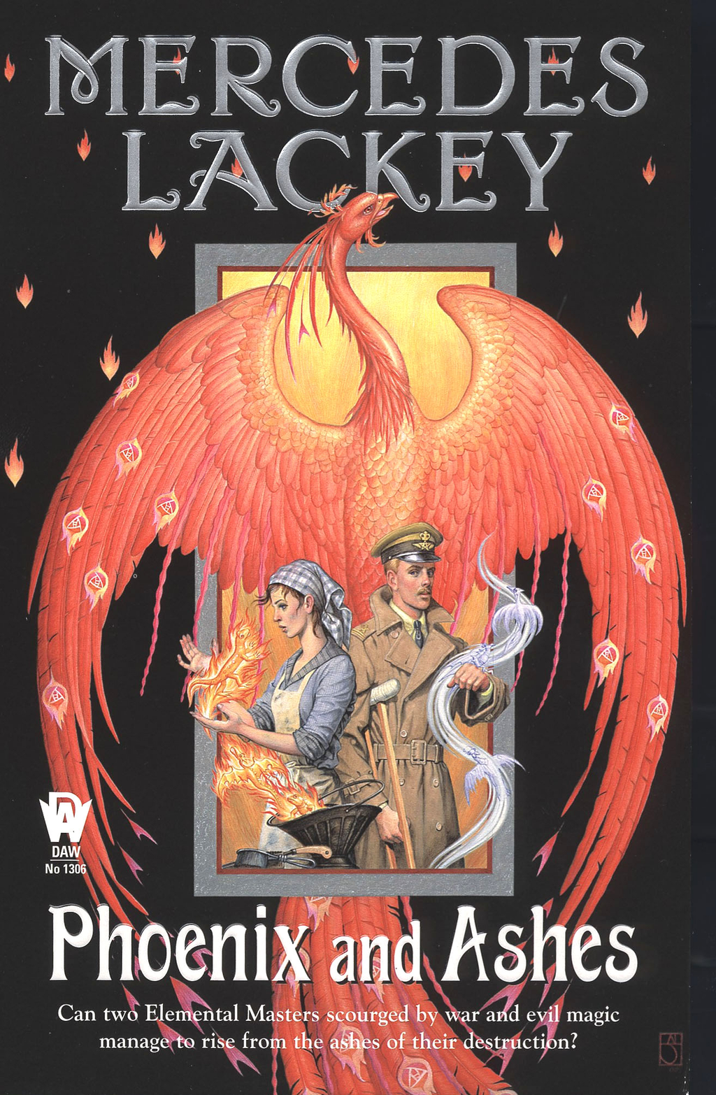 Phoenix and Ashes: Elemental Masters #3 By: Mercedes Lackey
