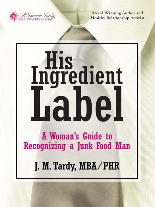 His Ingredient Label