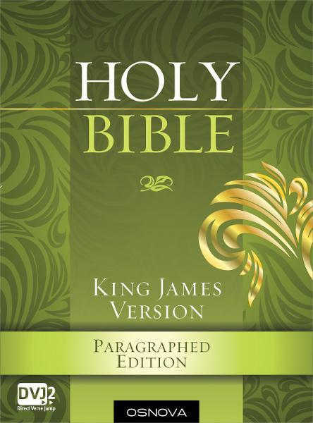 Bible: King James Version By: OSNOVA