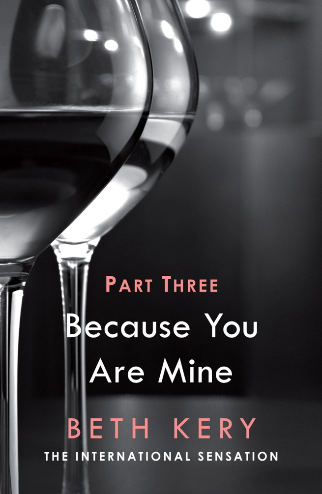 Picture of Because You Haunt Me (Because You Are Mine Part Three)