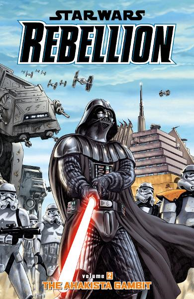 Star Wars: Rebellion Volume 2--The Ahakista Gambit
