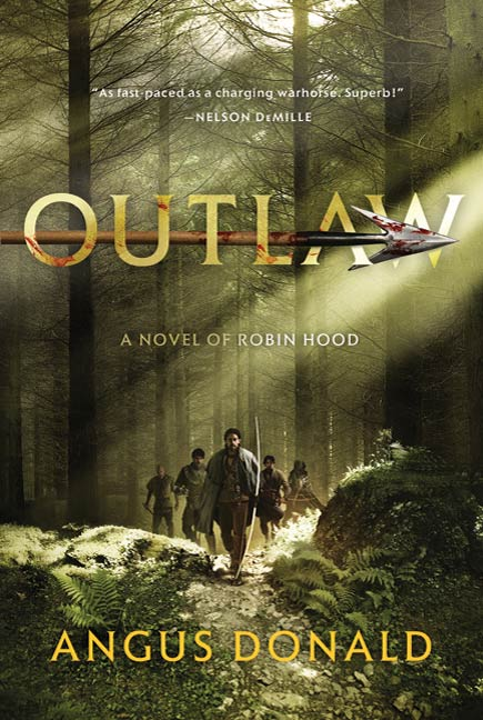 Outlaw By: Angus Donald