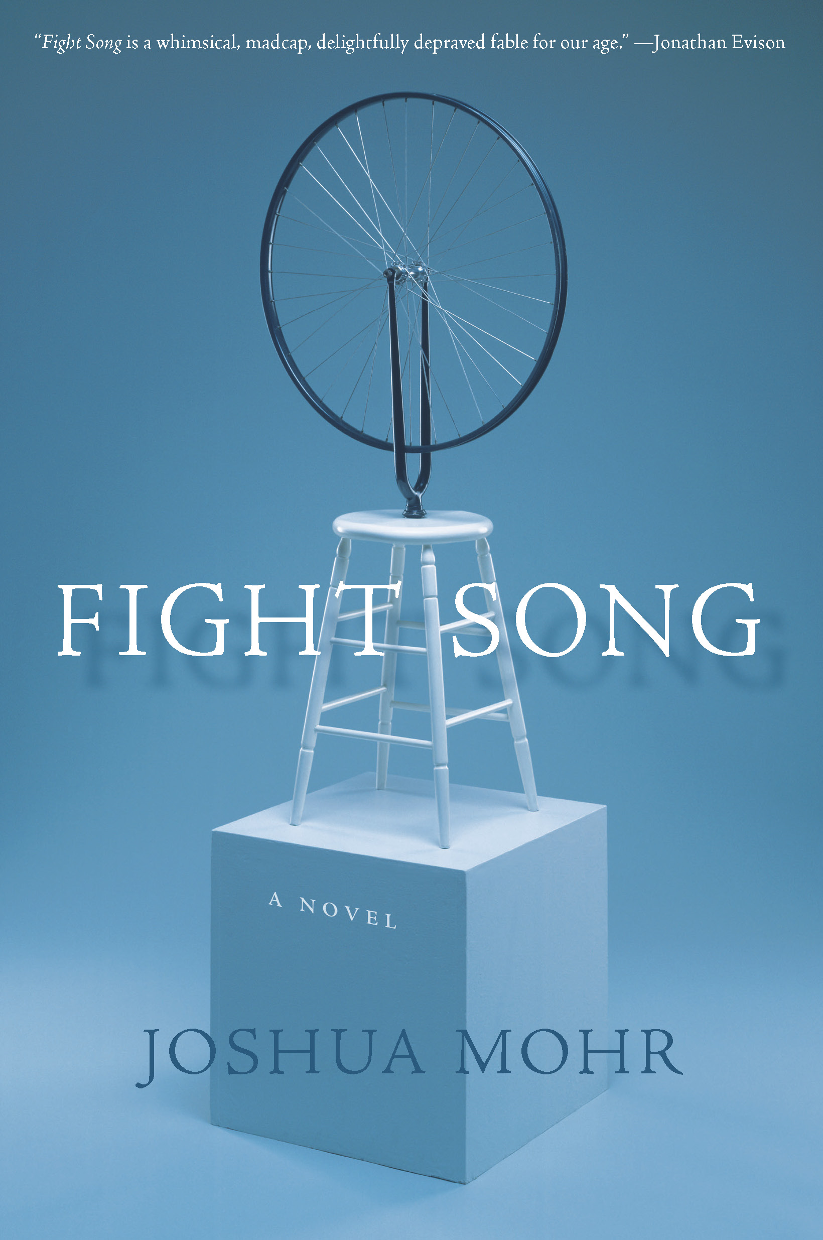 Fight Song By: Joshua Mohr