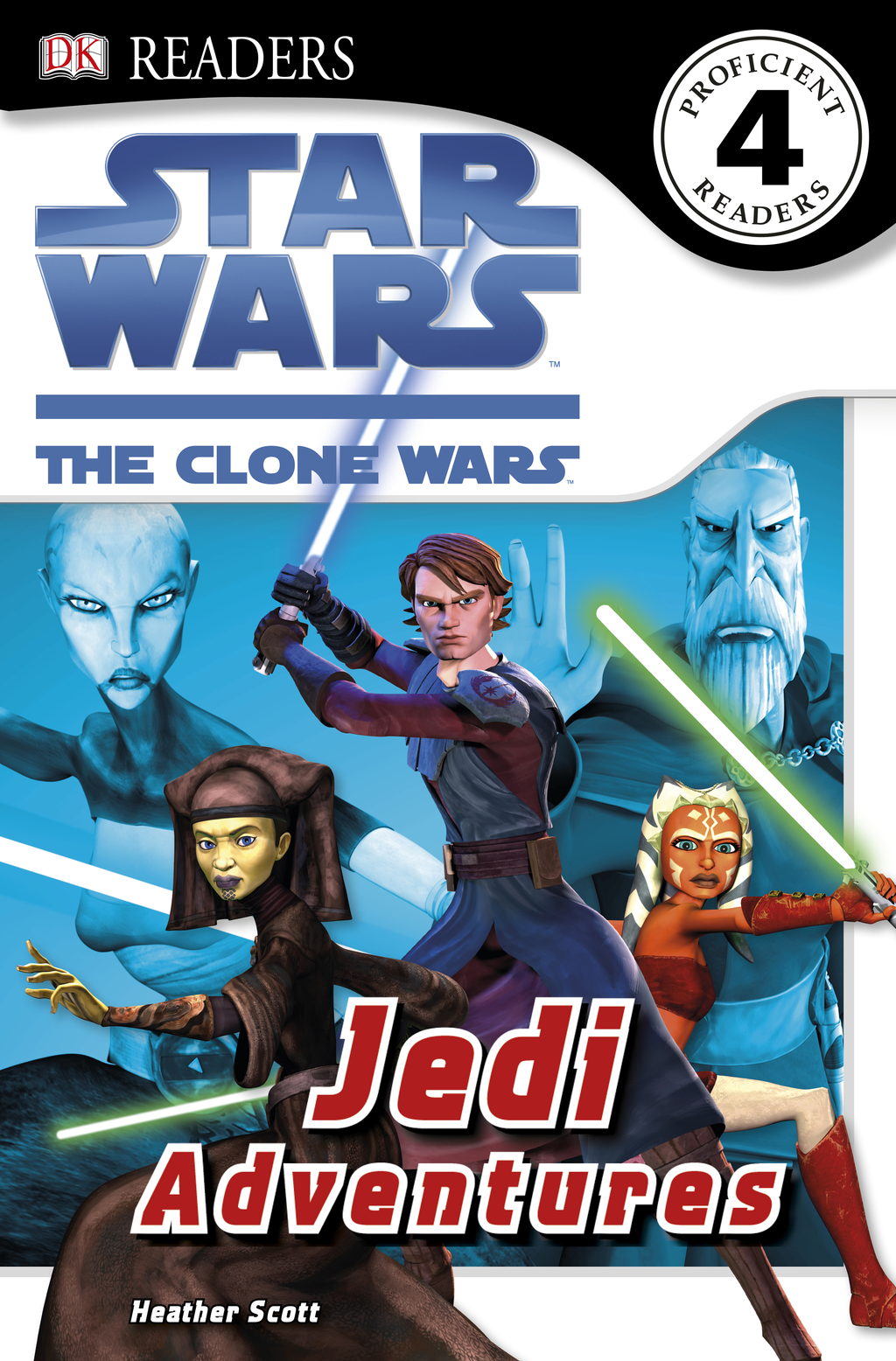 Star Wars Jedi Adventures