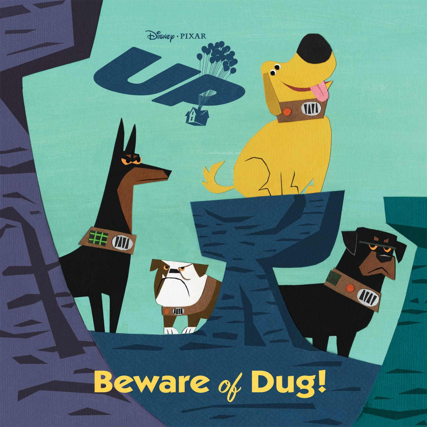 Beware of Dug! By: Annie Auerbach