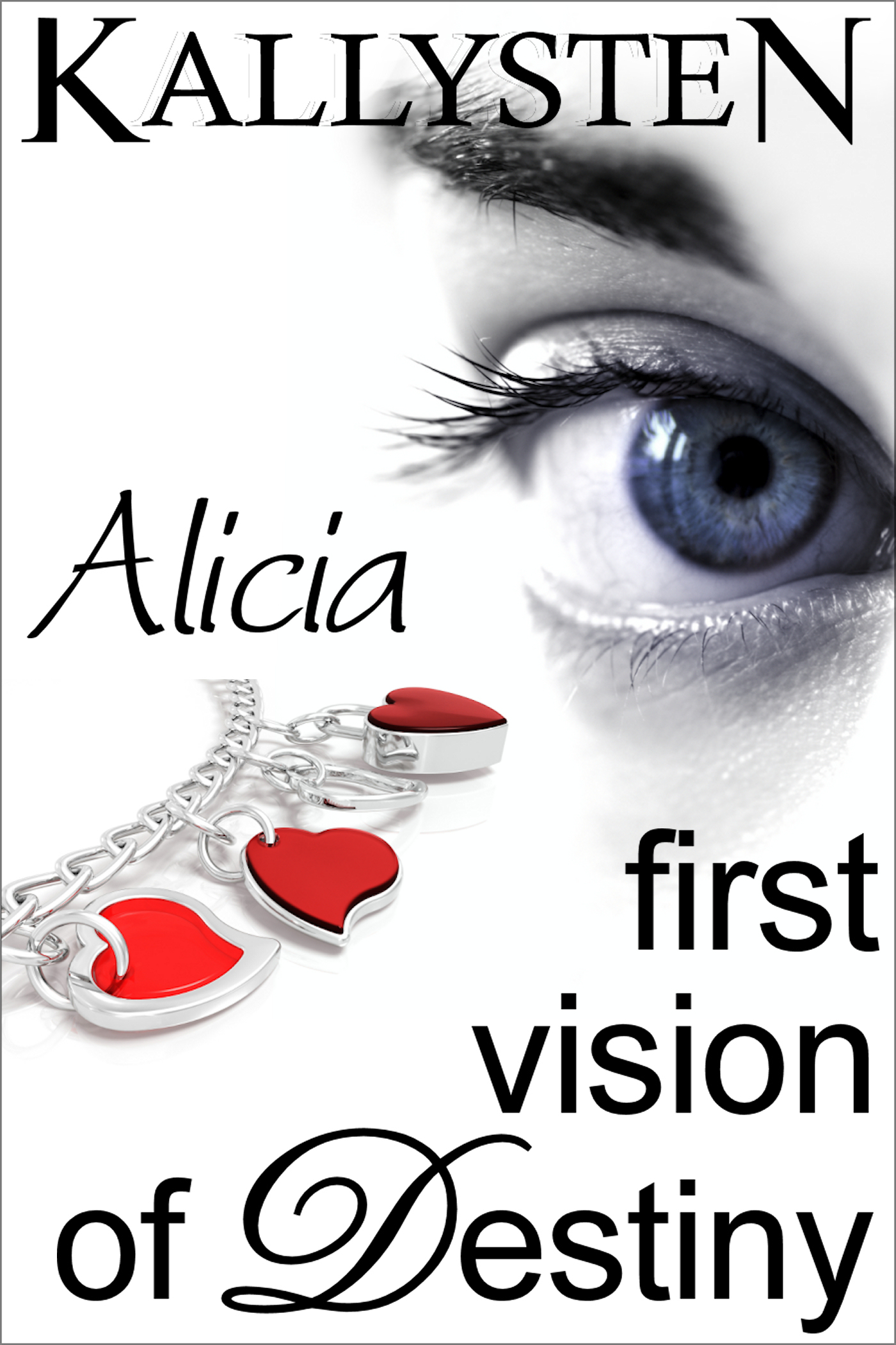 First Vision of Destiny: Alicia