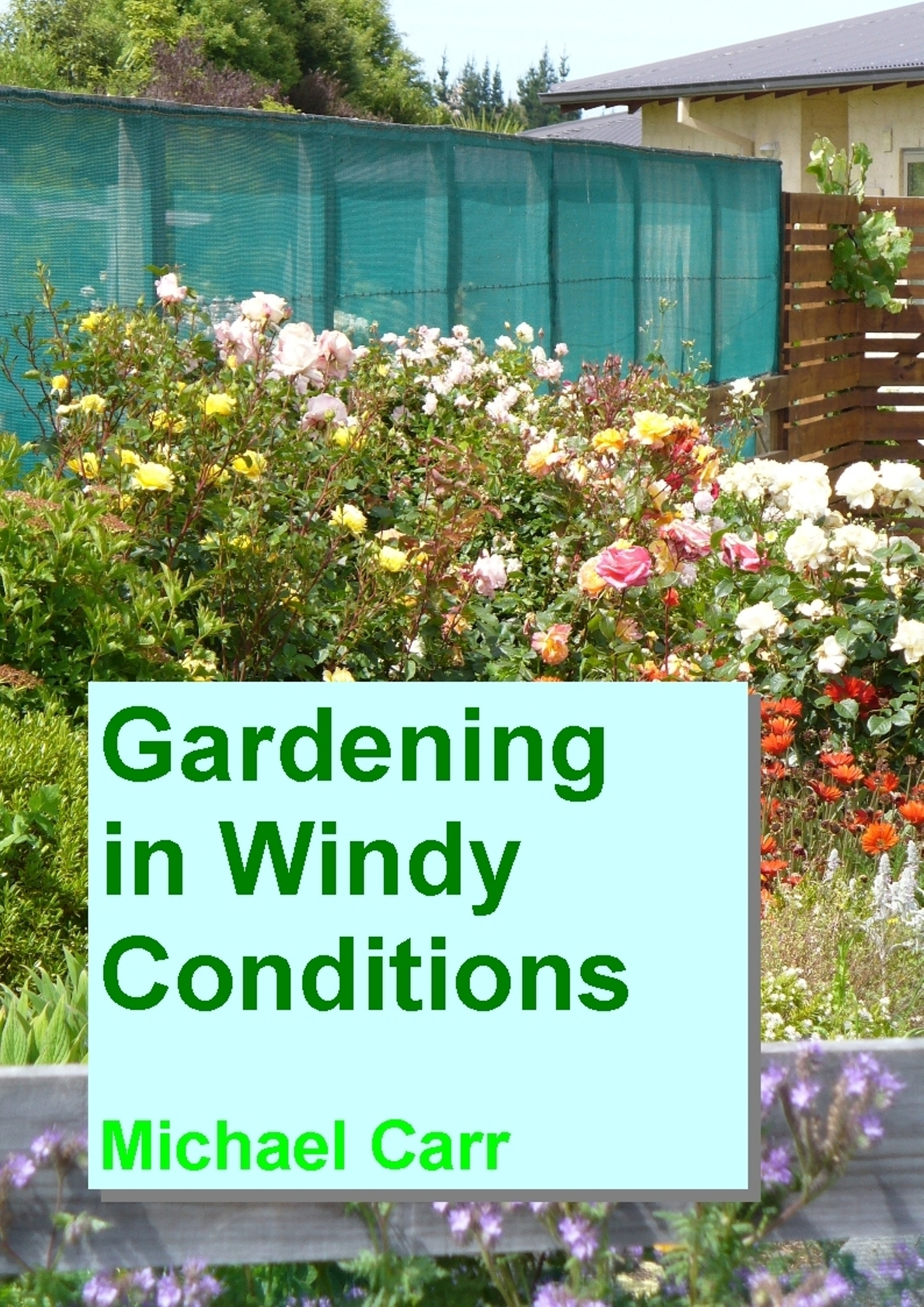 Gardening in Windy Conditions