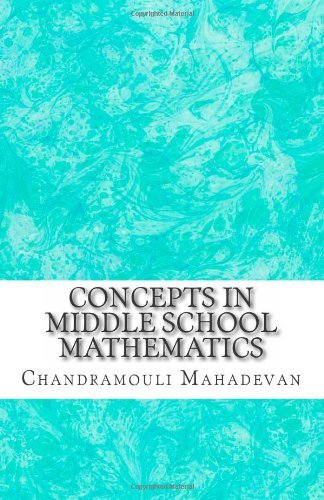 Concepts in Middle School Mathematics