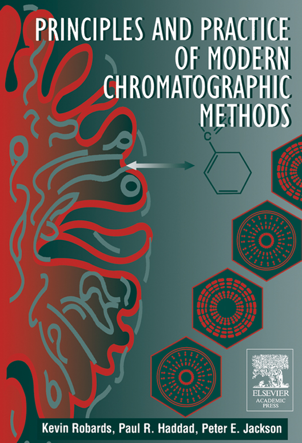 Principles and Practice of Modern Chromatographic Methods