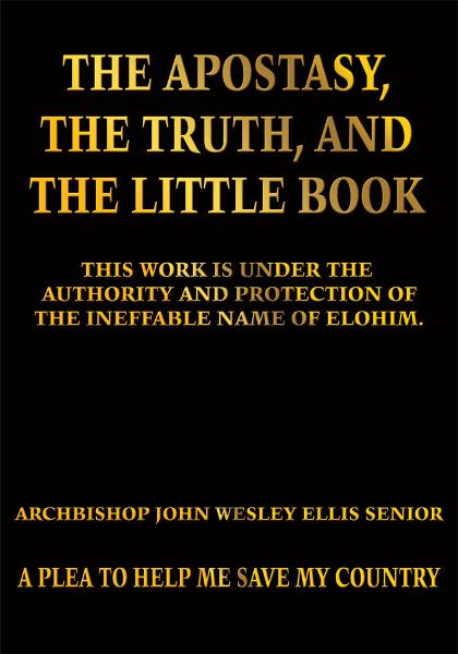The Apostasy, The Truth, and The Little Book