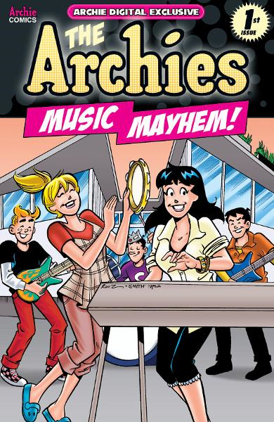The Archies Music Mayhem!