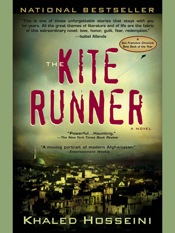 The Kite Runner By: Khaled Hosseini