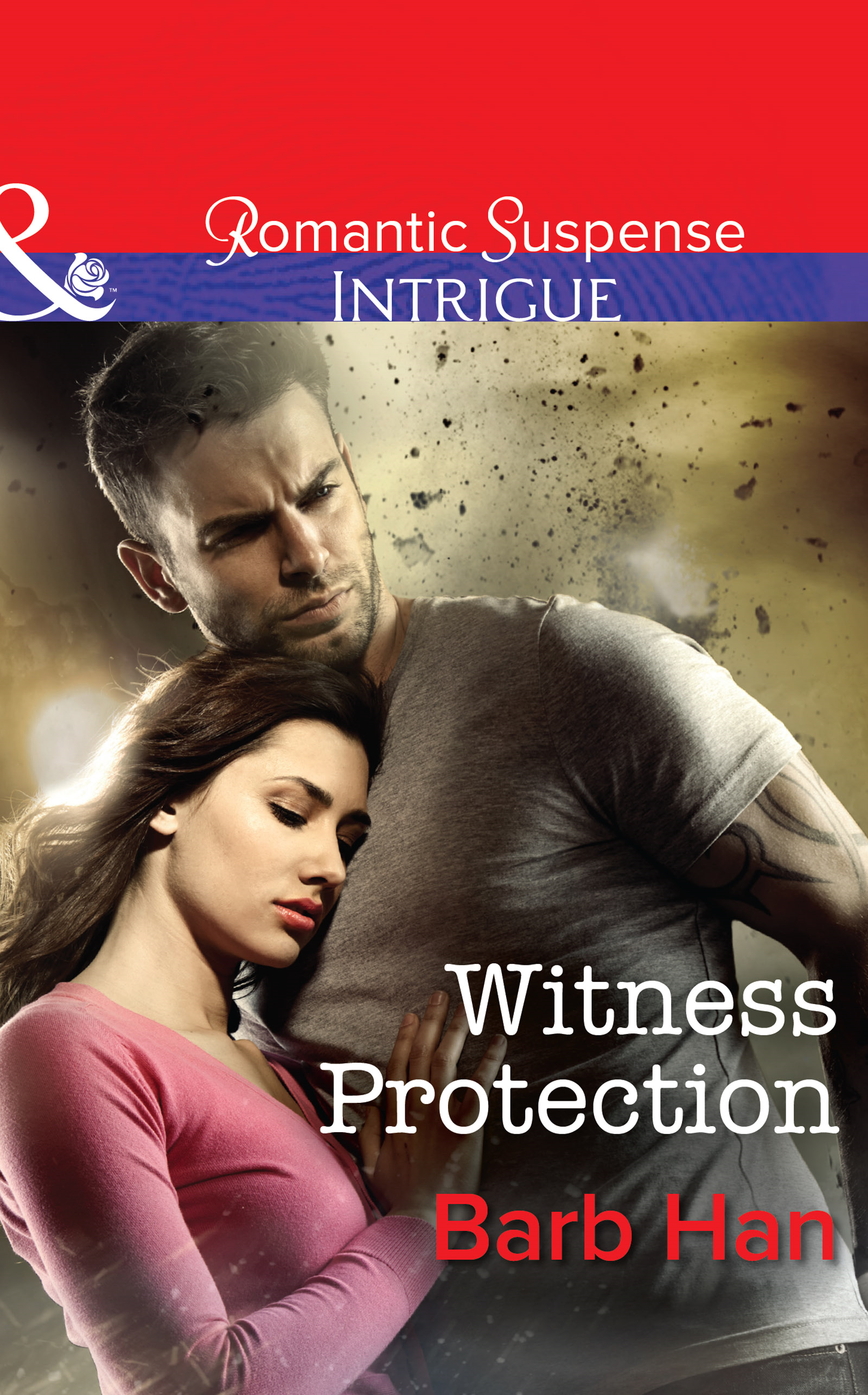 Witness Protection (Mills & Boon Intrigue) (The Campbells of Creek Bend - Book 1)