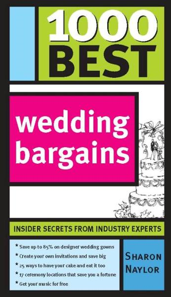 1000 Best Wedding Bargains