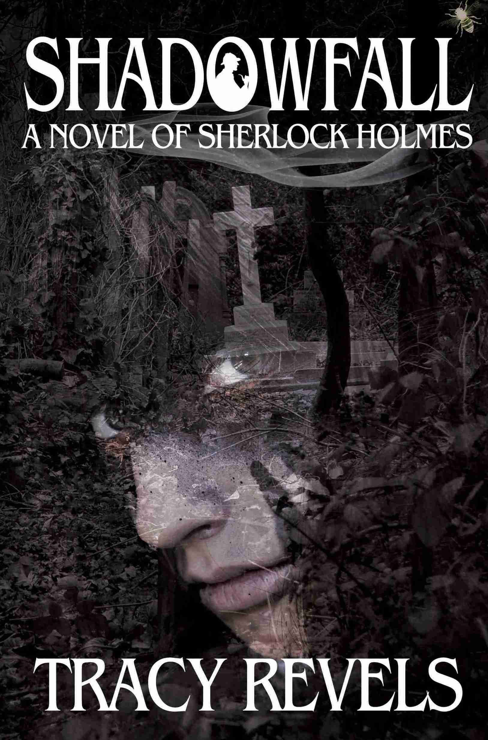 Shadowfall a novel of Sherlock Holmes By: Tracy Revels