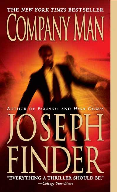 Company Man By: Joseph Finder