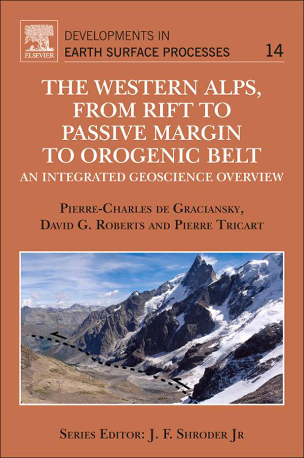 The Western Alps,  from Rift to Passive Margin to Orogenic Belt An Integrated Geoscience Overview