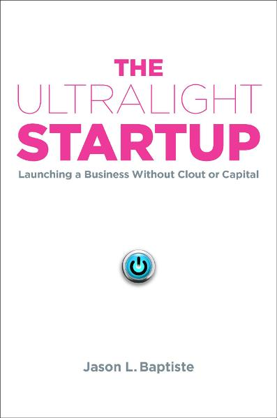 The Ultralight Startup