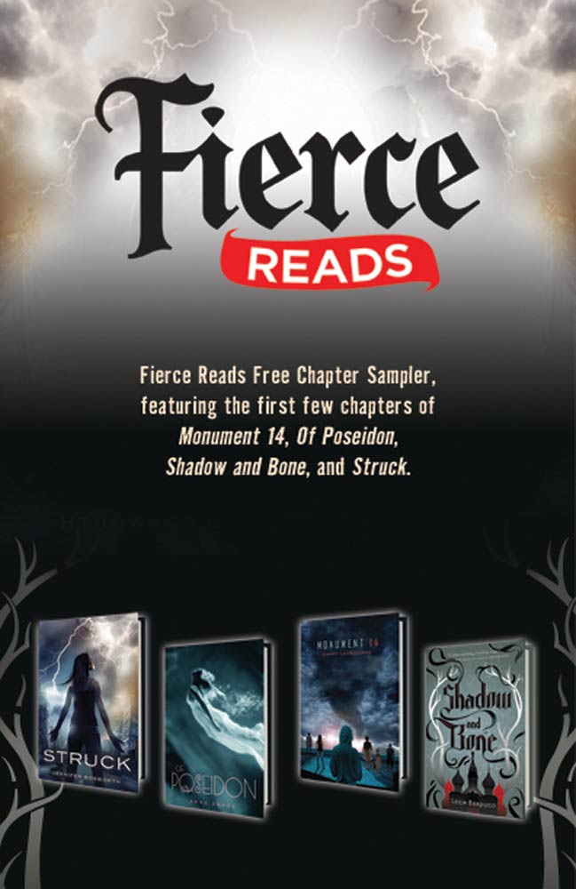 Fierce Reads Chapter Sampler