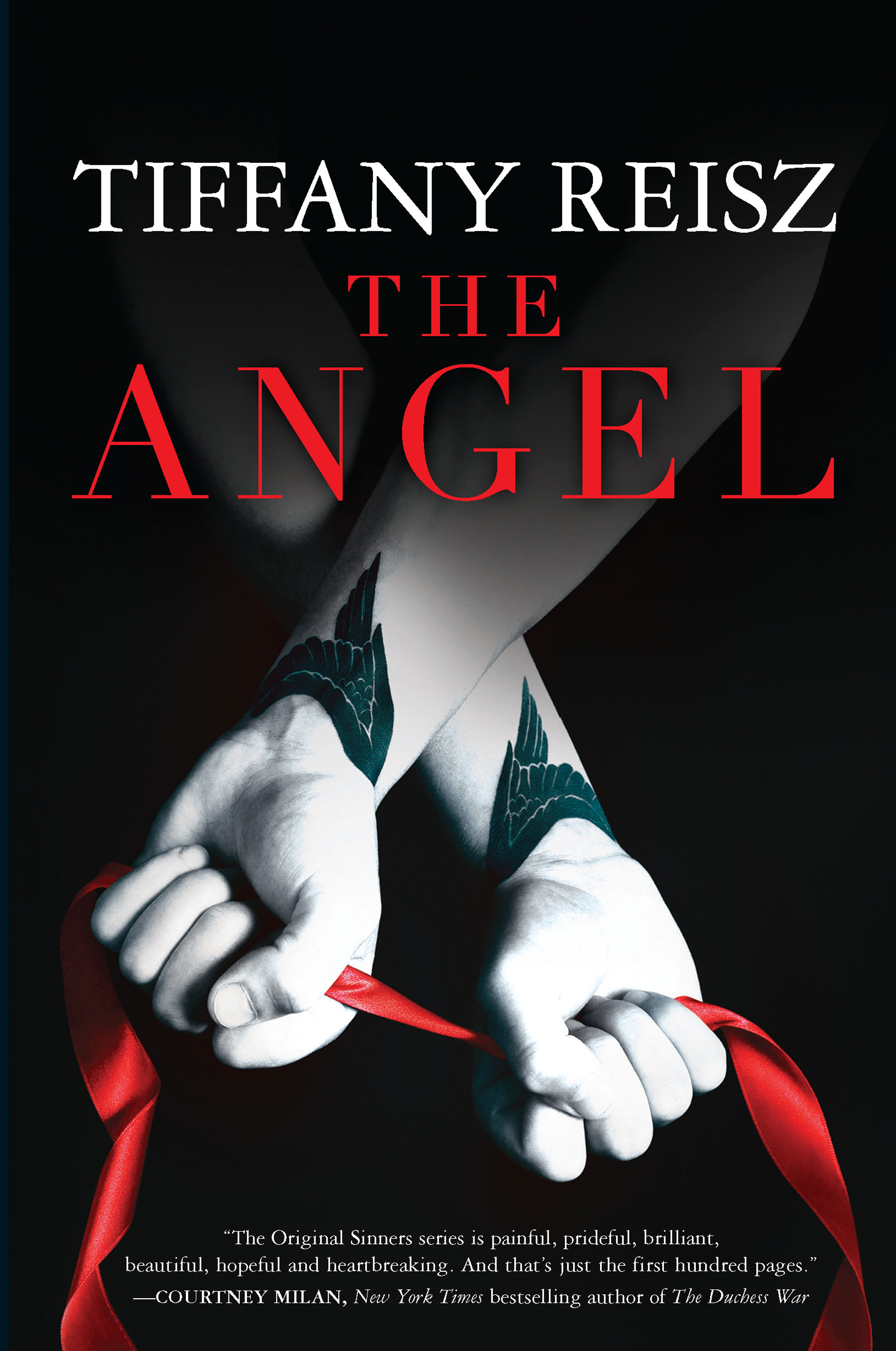 The Angel By: Tiffany Reisz