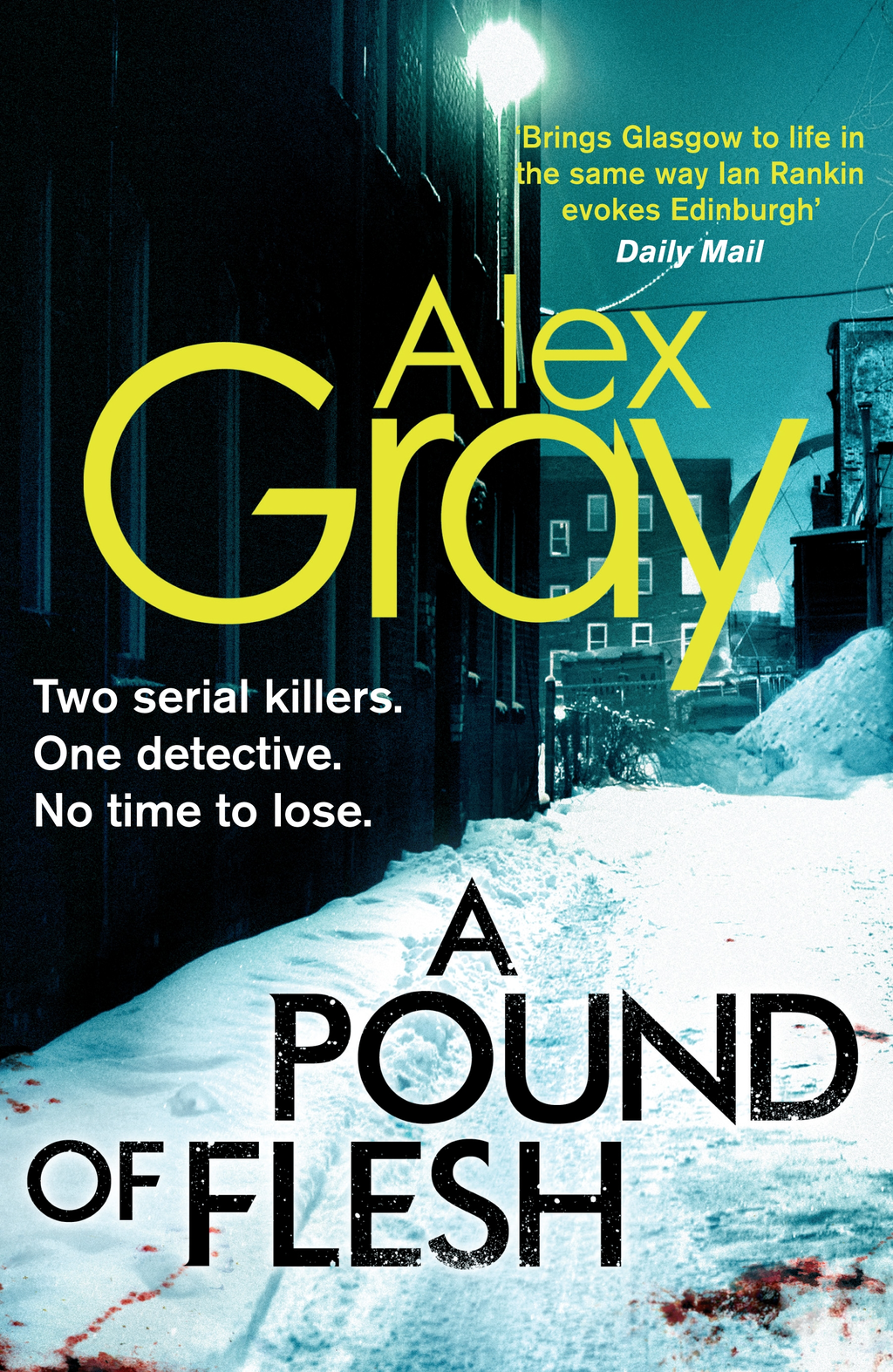 A Pound Of Flesh By: Alex Gray