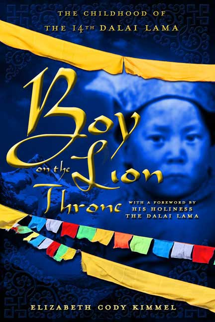 Boy on the Lion Throne By: Elizabeth Cody Kimmel