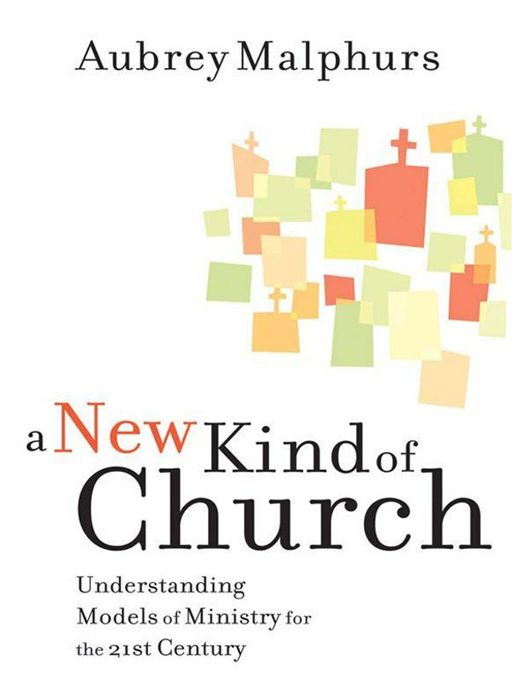 New Kind of Church, A