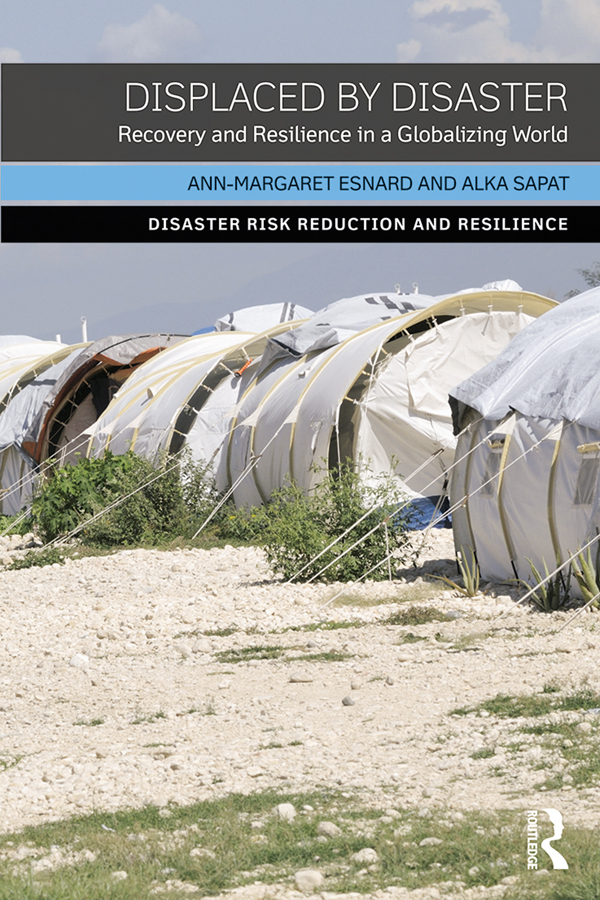Environmental Crises,  Population Displacement,  and Disaster Recovery Recovery and Resilience in a Globalizing World