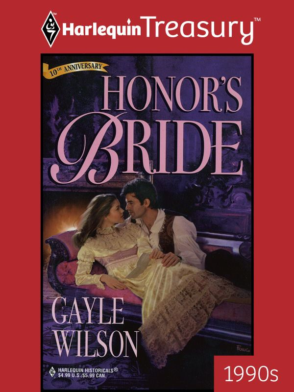 Honor's Bride By: Gayle Wilson