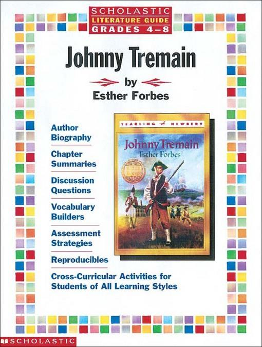 a summary of esther forbes johnny tremain