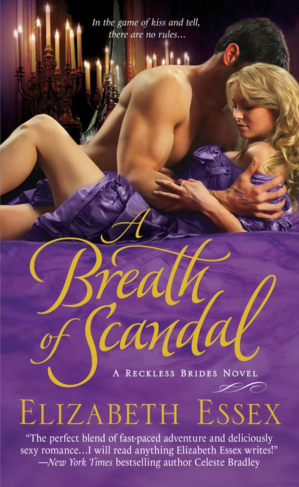 A Breath of Scandal By: Elizabeth Essex
