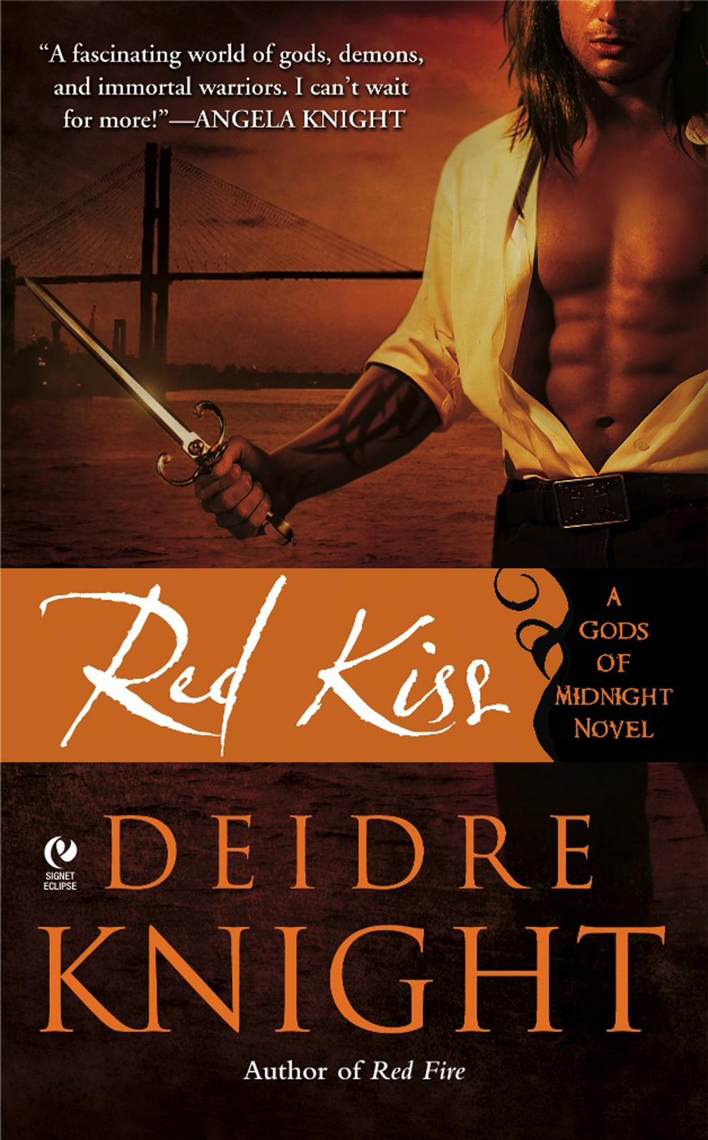 Red Kiss By: Deidre Knight