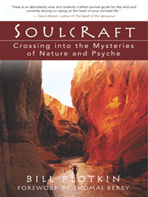 Soulcraft By: Bill Plotkin