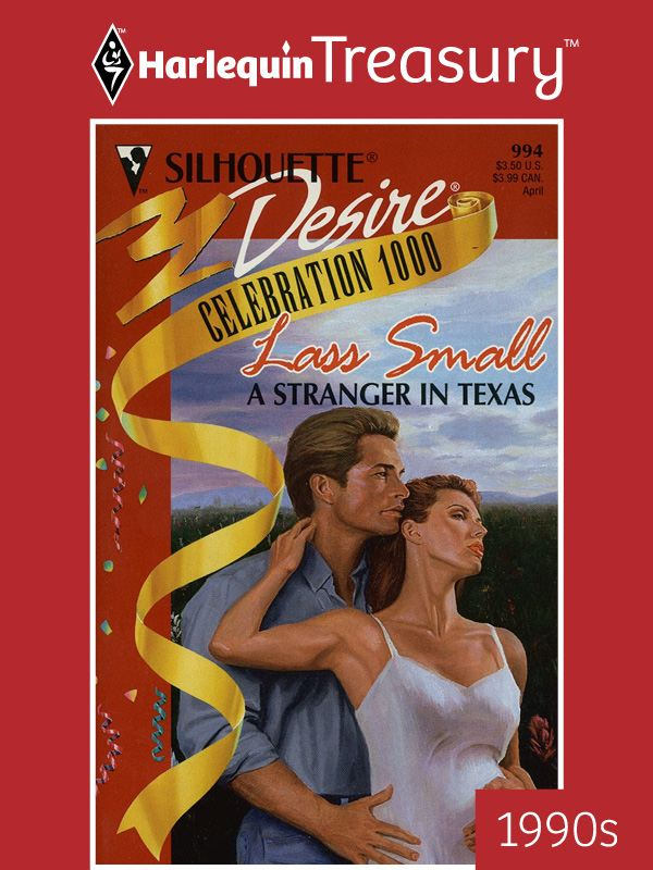 A Stranger in Texas By: Lass Small
