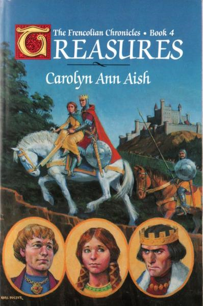 The Frencolian Chronicles Book 4: Treasures
