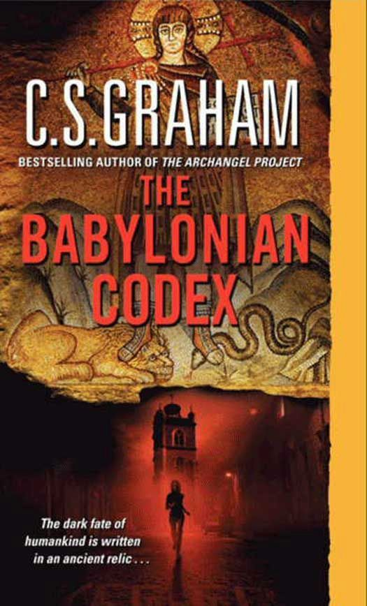 The Babylonian Codex By: C.S. Graham