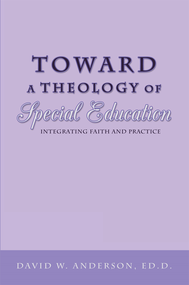 Toward a Theology of Special Education