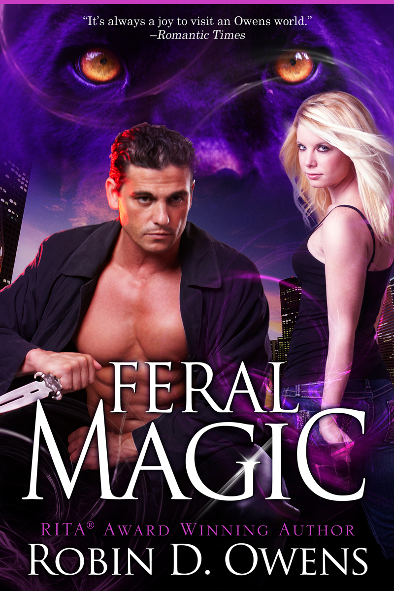 Feral Magic (A Novella)