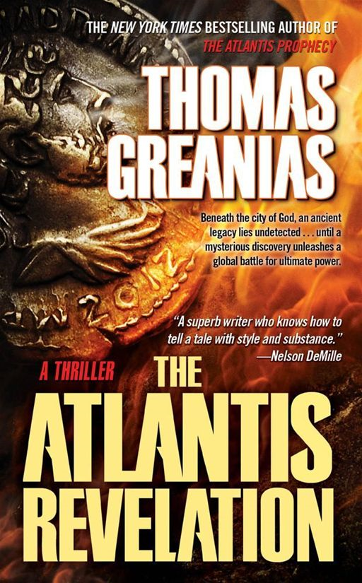 The Atlantis Revelation By: Thomas Greanias
