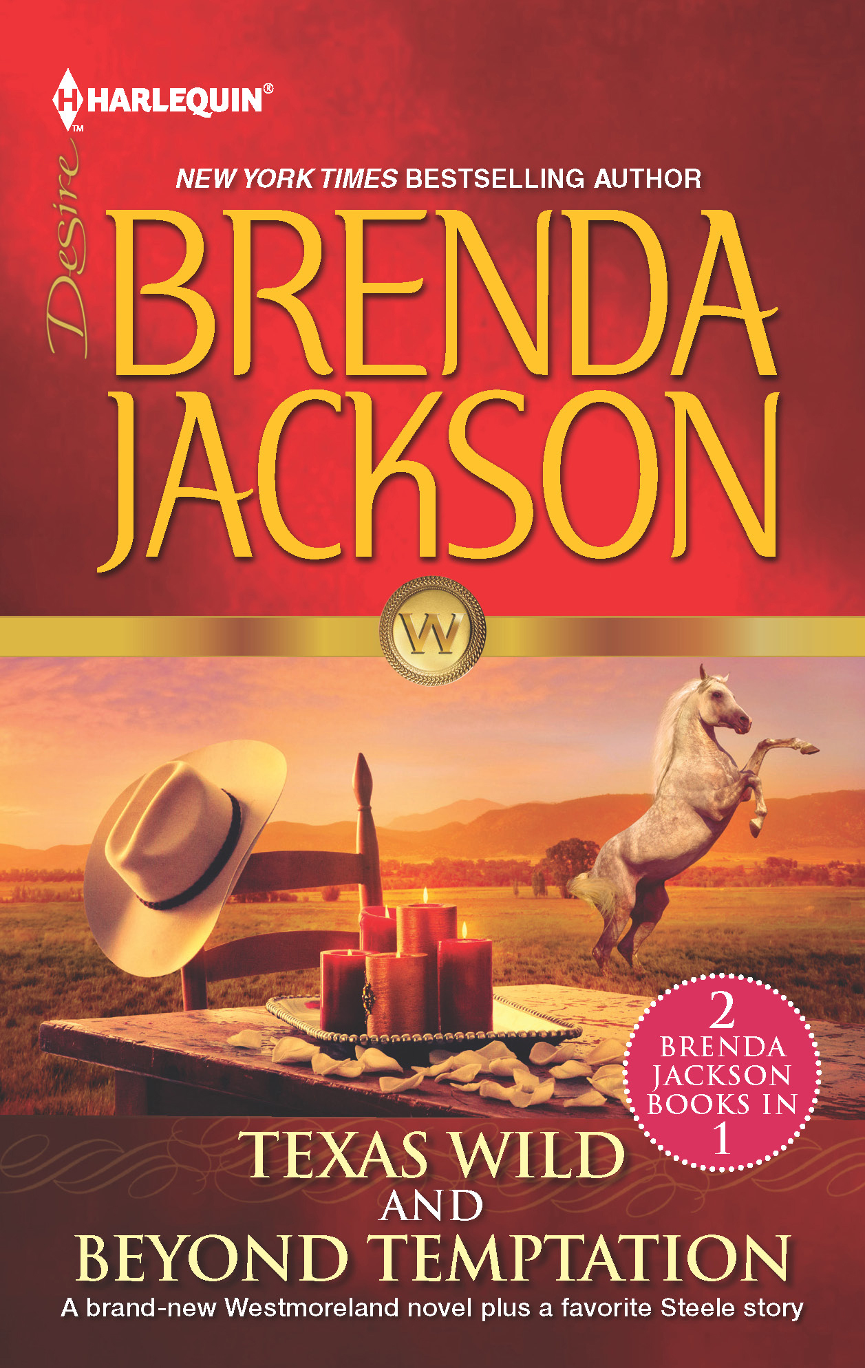 Texas Wild & Beyond Temptation: Texas Wild\Beyond Temptation By: Brenda Jackson
