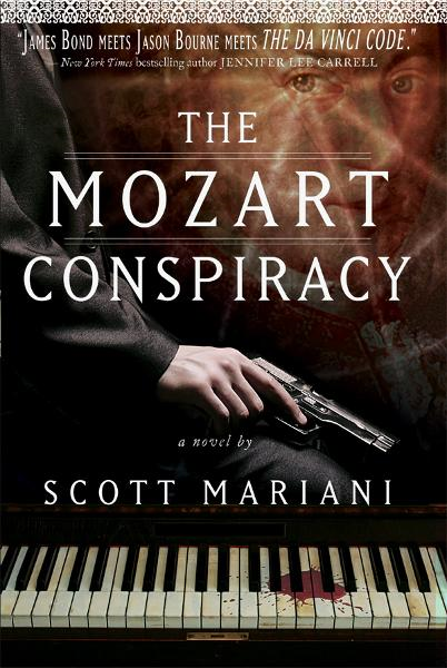 The Mozart Conspiracy By: Scott Mariani