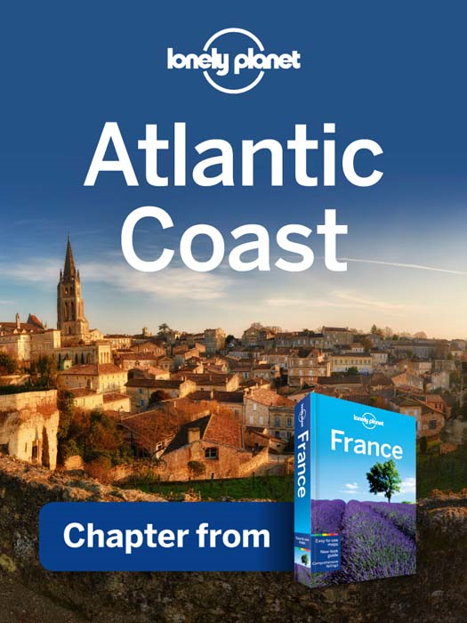 Lonely Planet Atlantic Coast Chapter from France Travel Guide