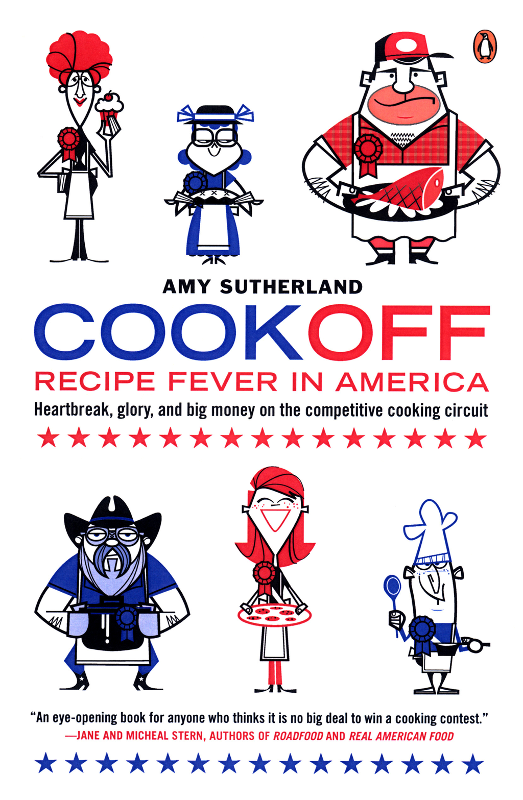 Cookoff By: Amy Sutherland